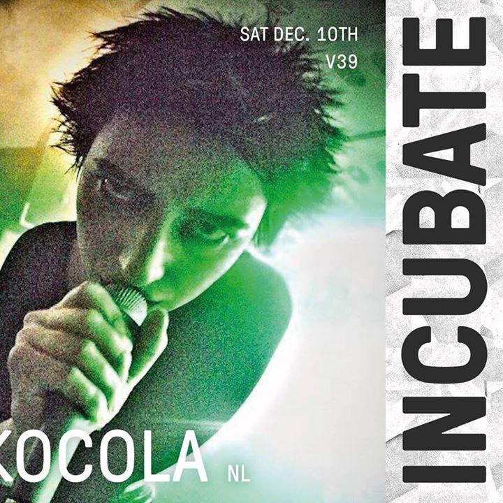 Yokocola Cellarsounds Tour Dates