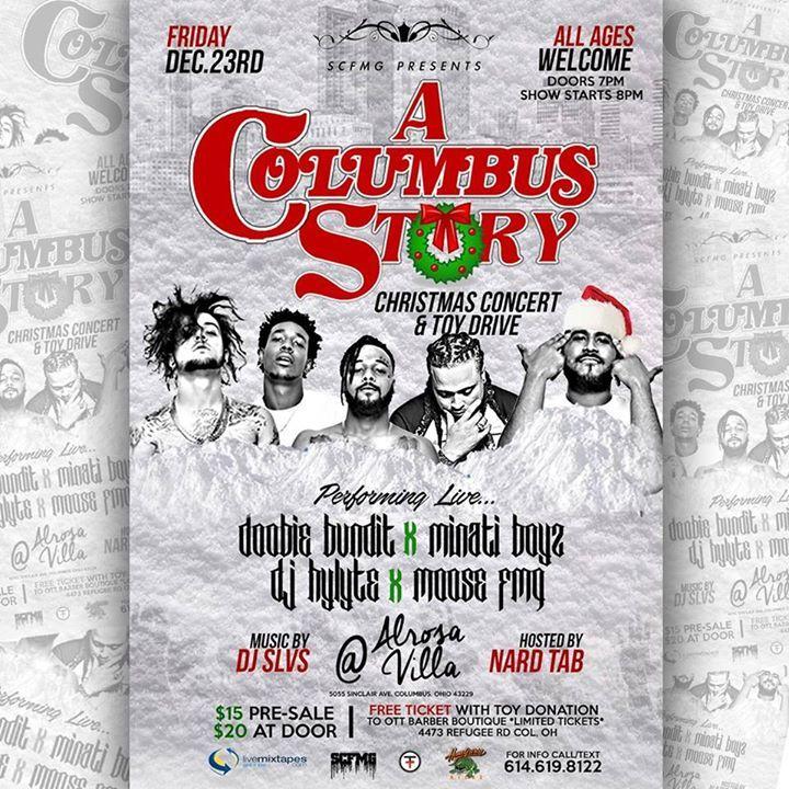 Doobie & Minati Boyz Tour Dates
