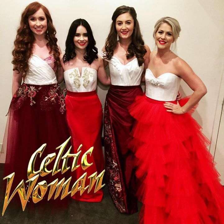 Celtic Woman @ Pfeiffer Hall - Naperville, IL