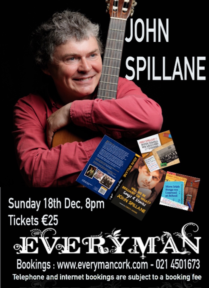John Spillane @ Everyman Theatre - Cork, Ireland
