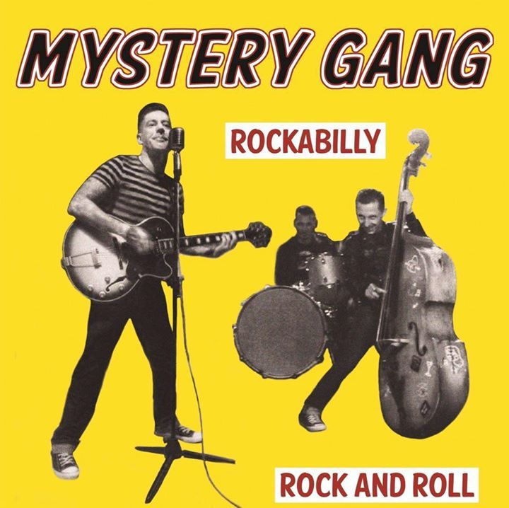 Mystery Gang Tour Dates