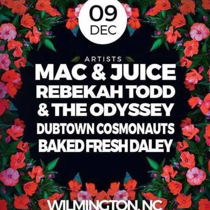 Dubtown Cosmonauts Tour Dates