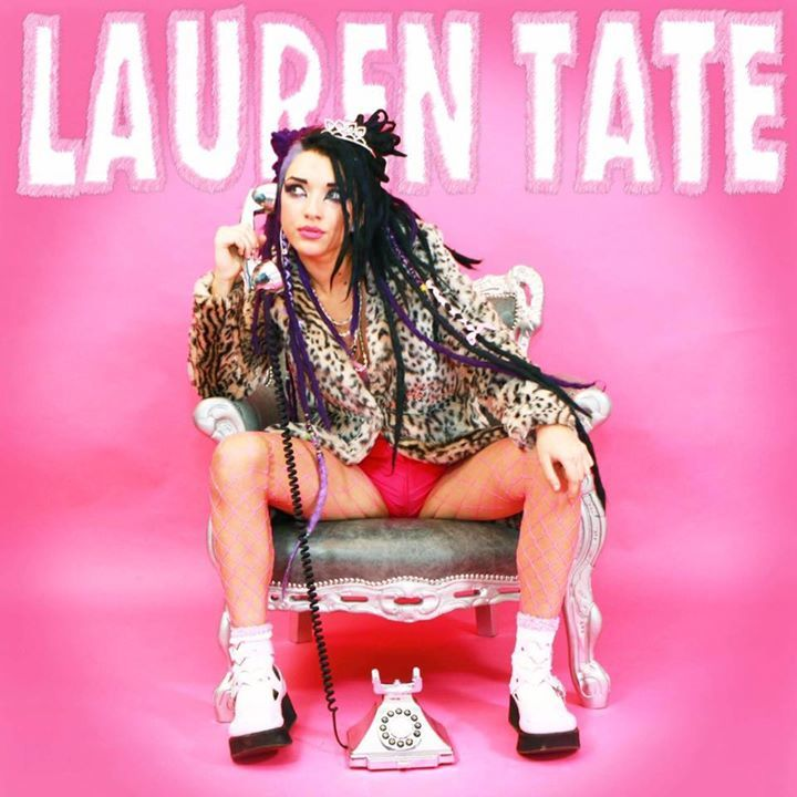 Lauren Tate Tour Dates