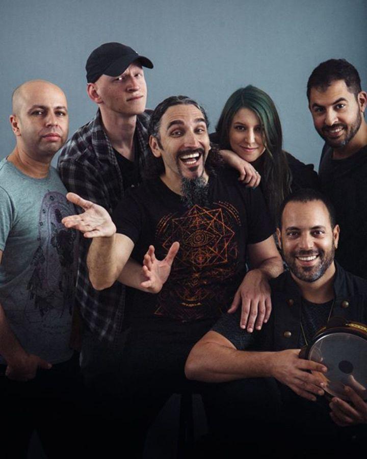 Yossi Sassi Band Tour Dates