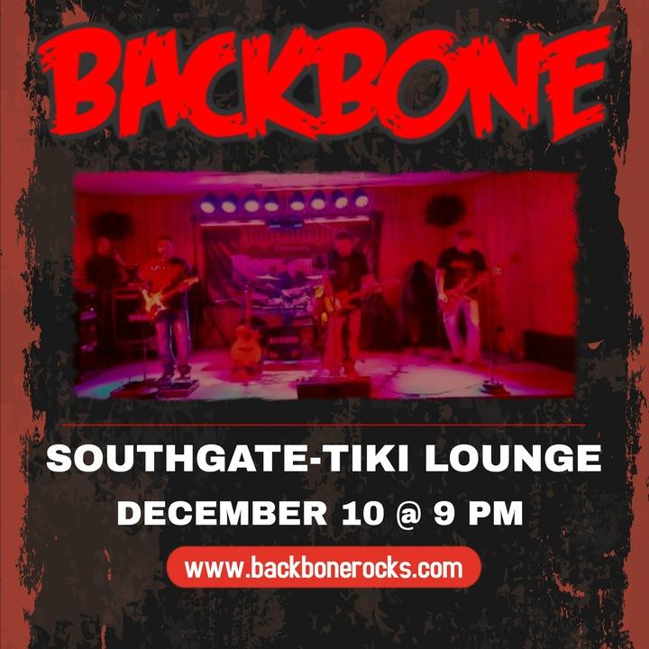 Backbone @ Southgate-Tiki Lounge - Cambridge, OH