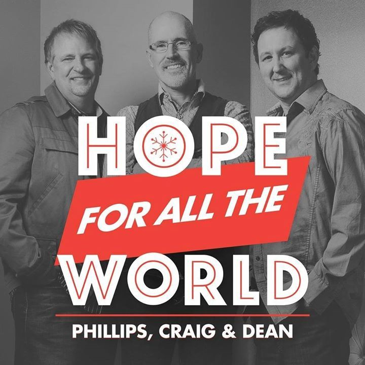 Phillips, Craig & Dean Tour Dates