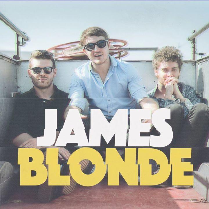James Blonde Tour Dates