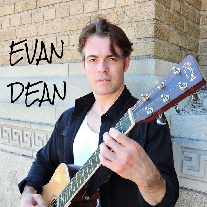 Evan Dean Band Tour Dates