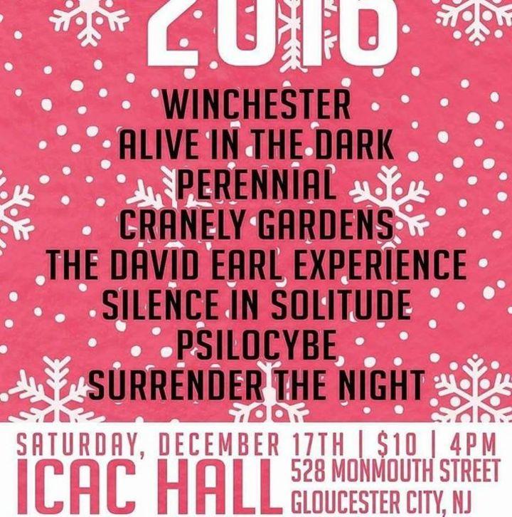 Winchester Nj Tour Dates