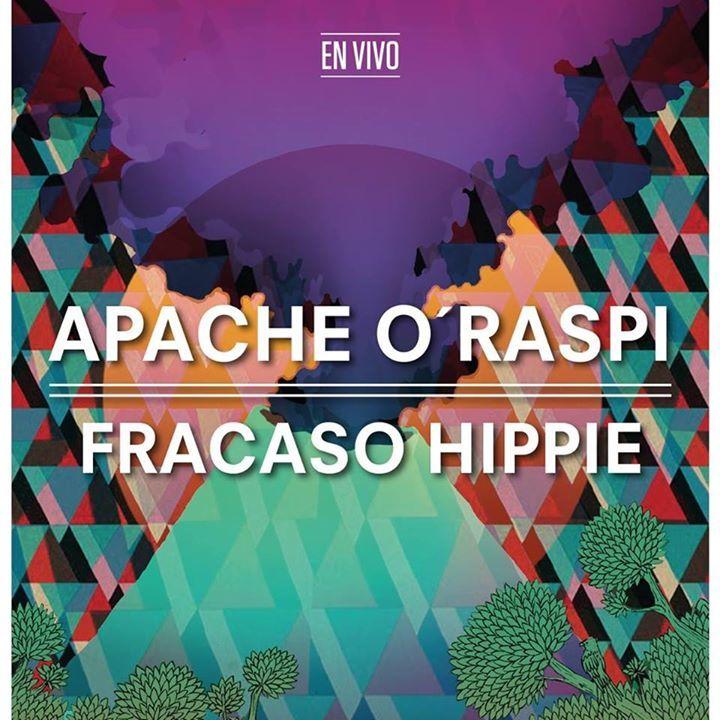 Apache O Raspi y sus Remedios Tour Dates