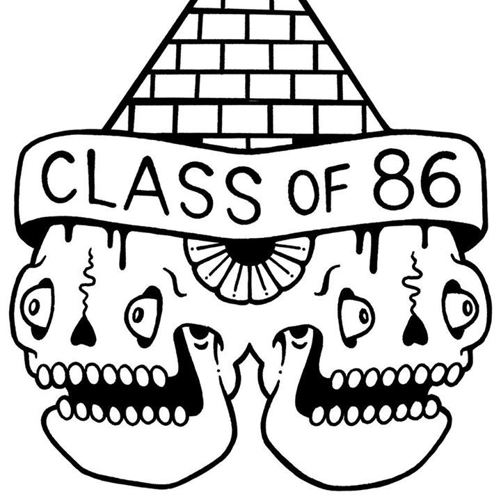 Class Of 86 Tour Dates