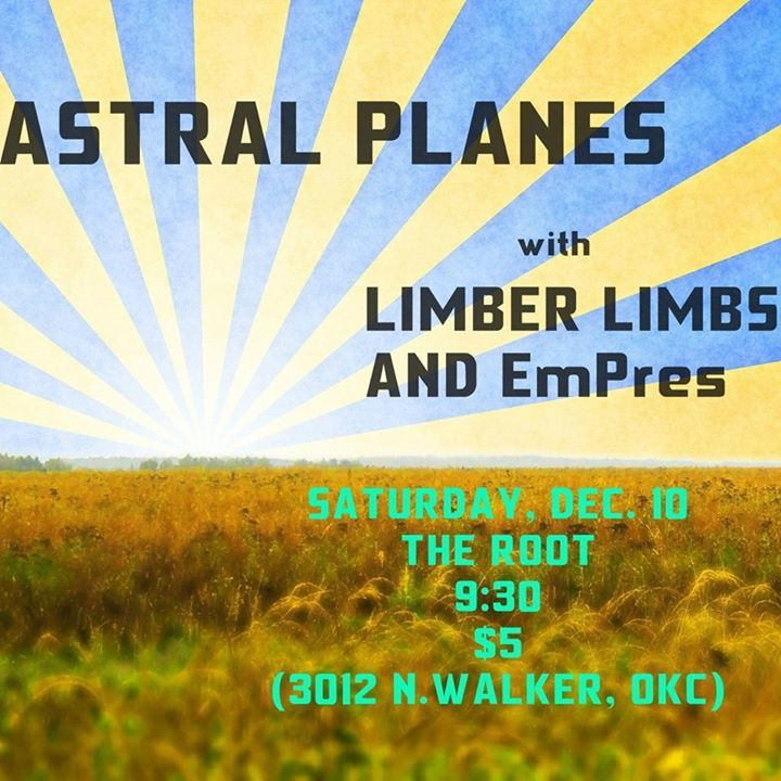 Limber Limbs Tour Dates