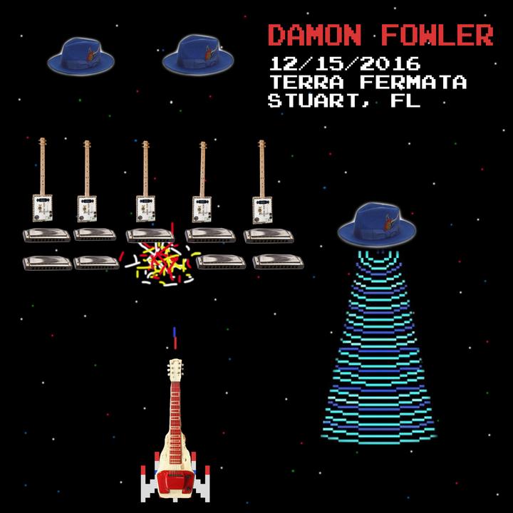 Damon Fowler @ Terra Fermata - Stuart, FL