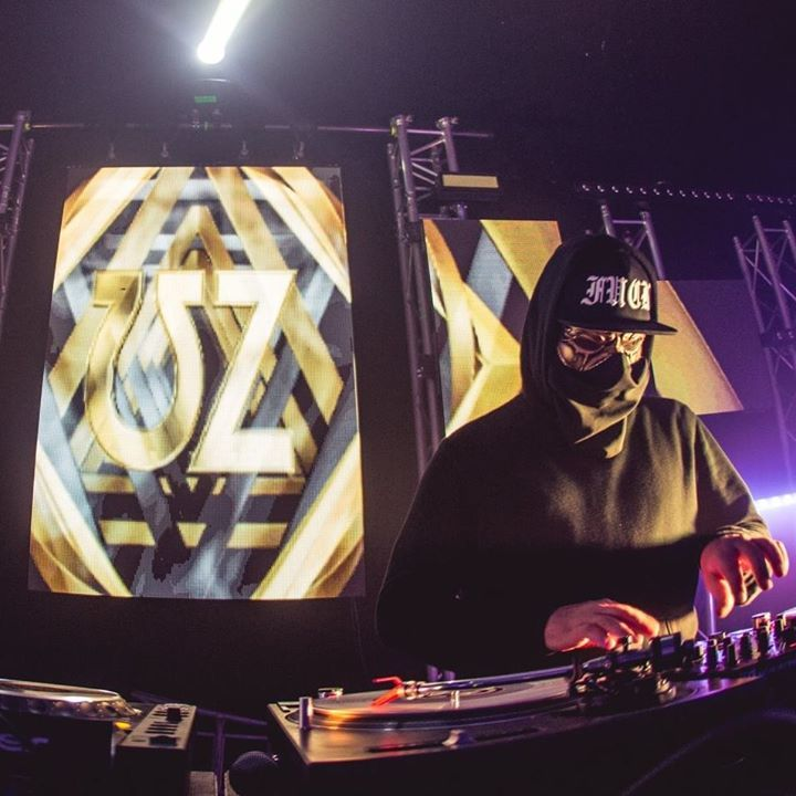 UZ @ 1988 Live club - Rennes, France