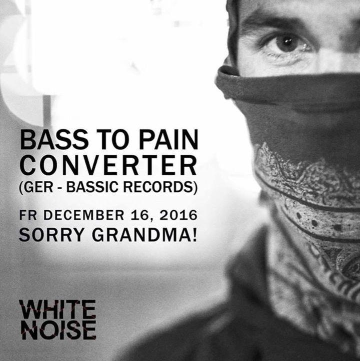 Bass To Pain Converter Tour Dates