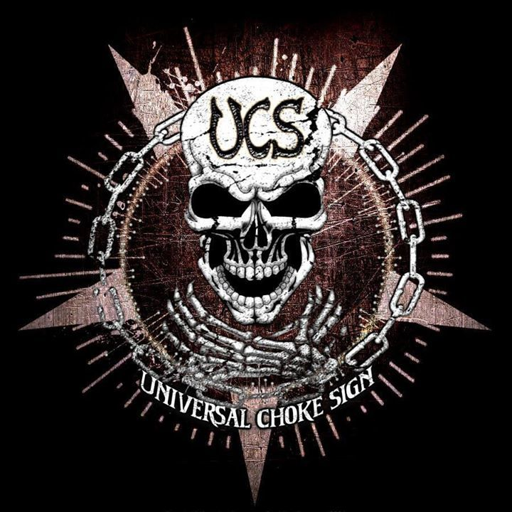 Universal Choke Sign Tour Dates