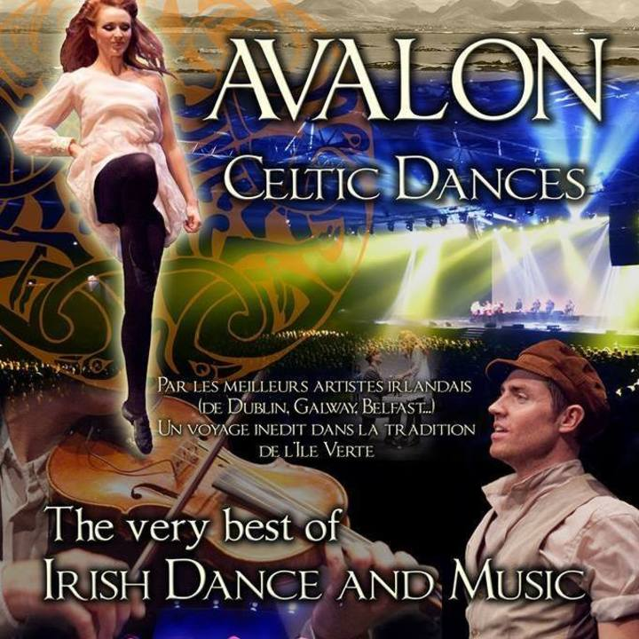 AVALON CELTIC DANCES @ SALLE DE SPECTACLE LA CITE DE L'OR - St Amand Montrond, France