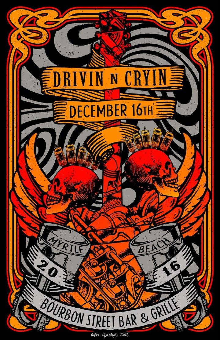 Drivin' N' Cryin' Tour Dates