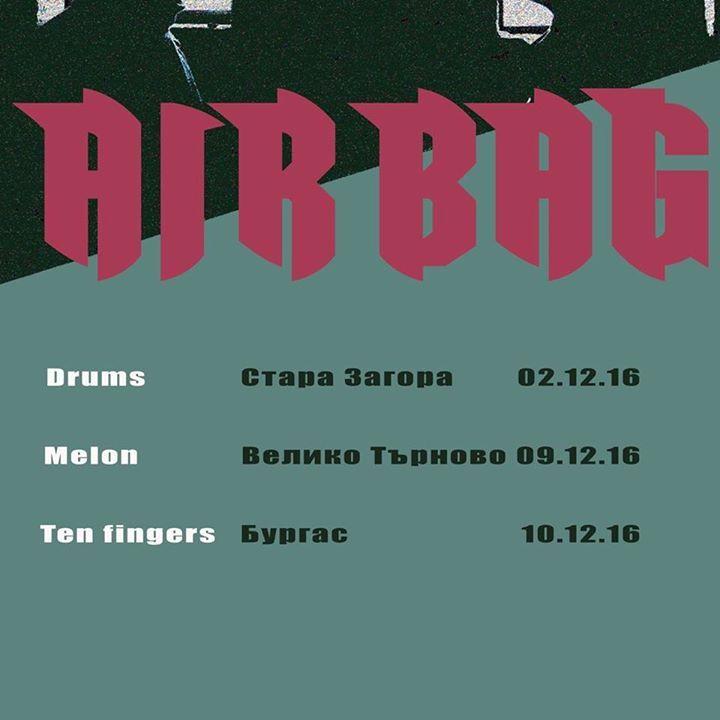 Airbag Tour Dates