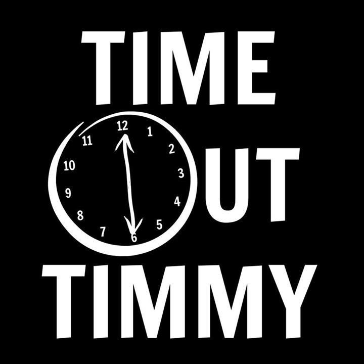 Time Out Timmy Tour Dates
