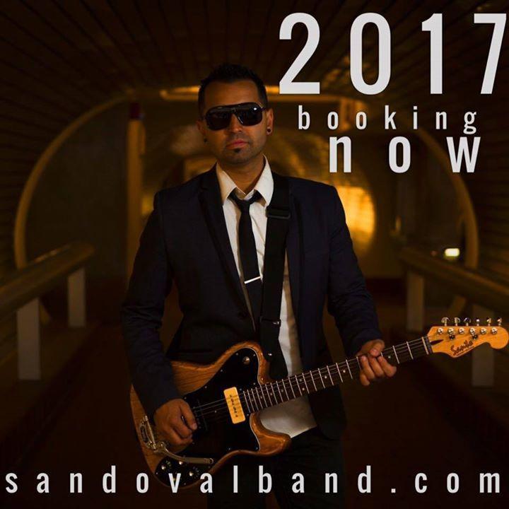 Sandoval Band Tour Dates
