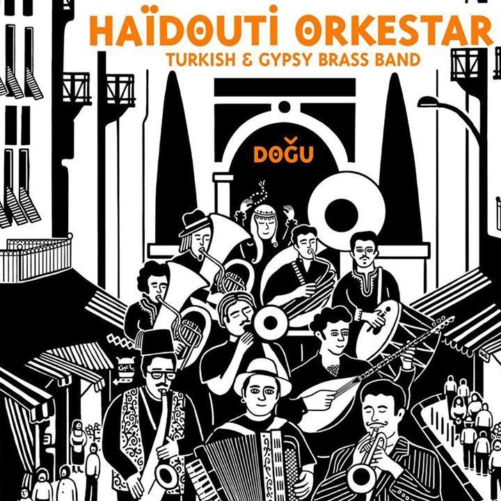 HAIDOUTI ORKESTAR Tour Dates