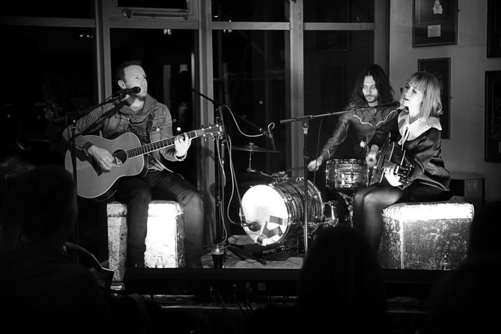The Joy Formidable @ The Cathedral Sanctuary at Immanuel Presbyterian Church - Los Angeles, CA