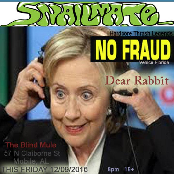 No Fraud @ The Blind Mule - Mobile, AL