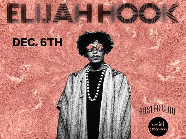 Elijah Hook Tour Dates