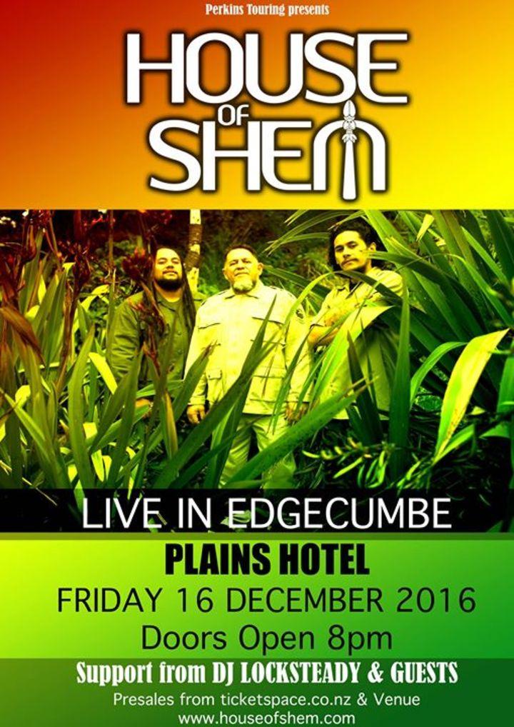 House of Shem @ The Back Room - Annerley, Australia