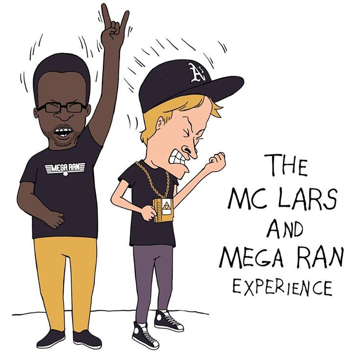 MC Lars @ The Rainbow Cellar - Birmingham, United Kingdom
