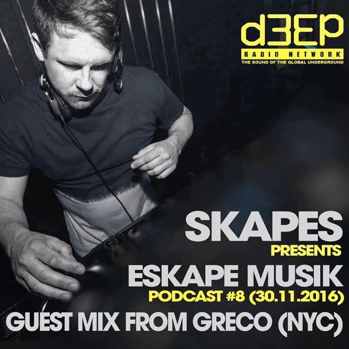 Skapes Tour Dates