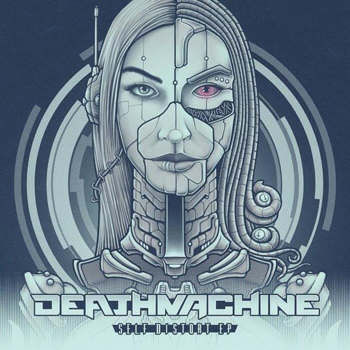 Death machine @ Maasillo - Rotterdam, Netherlands