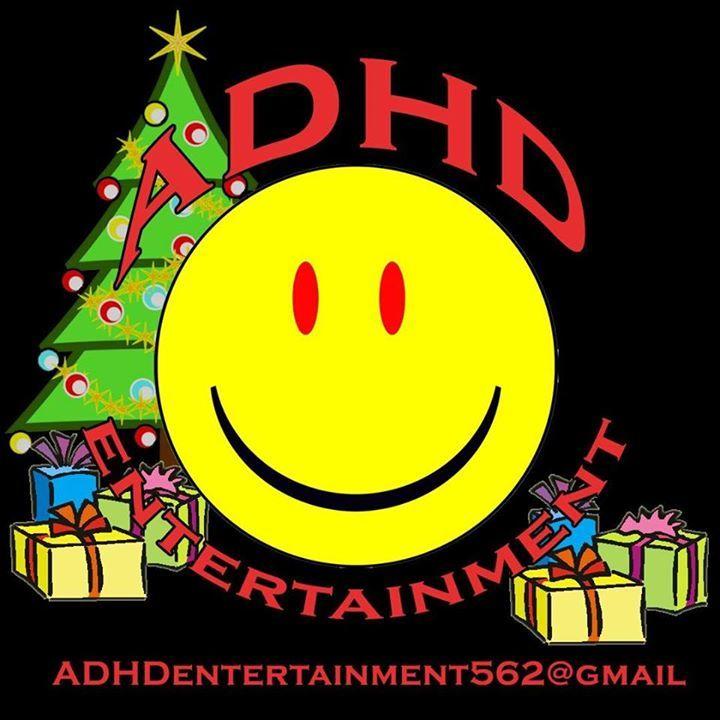 ADHD Entertainment Tour Dates
