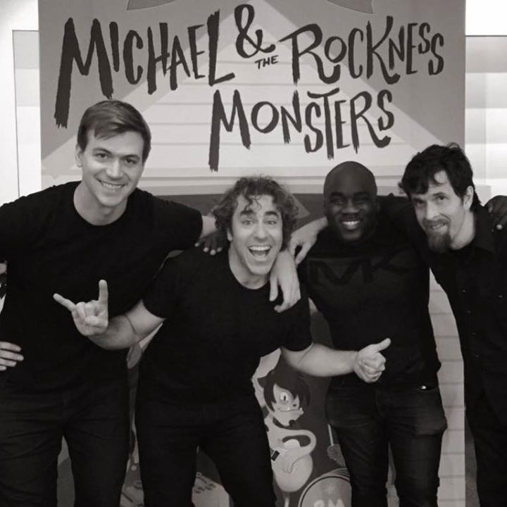 Michael and the Rockness Monsters Tour Dates