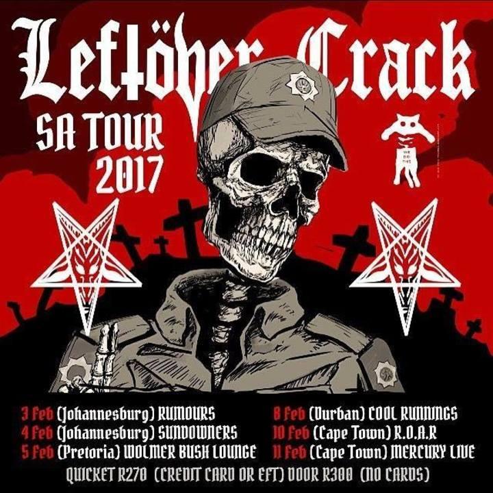 Undead Generation Tour Dates