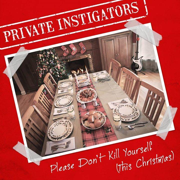 Private Instigators Tour Dates