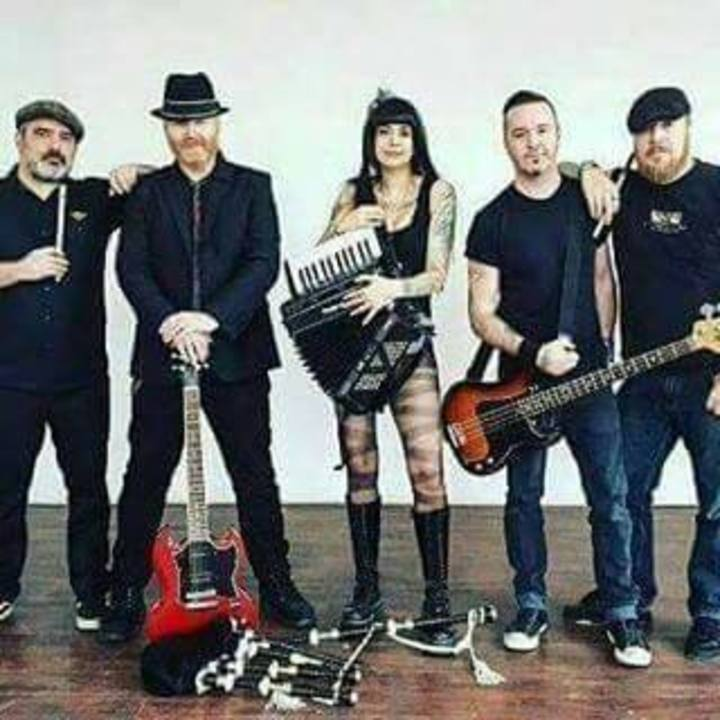The Mahones Tour Dates
