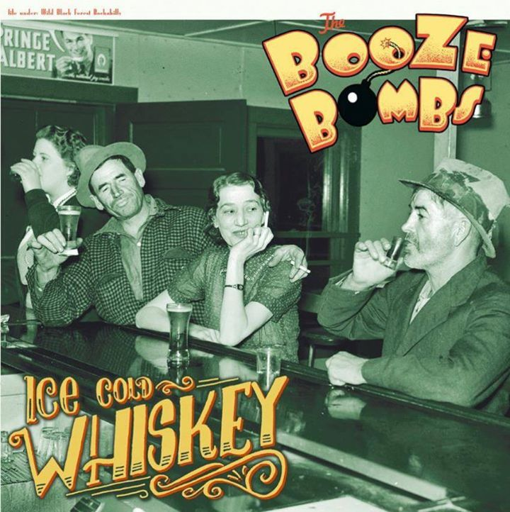 The Booze Bombs Tour Dates