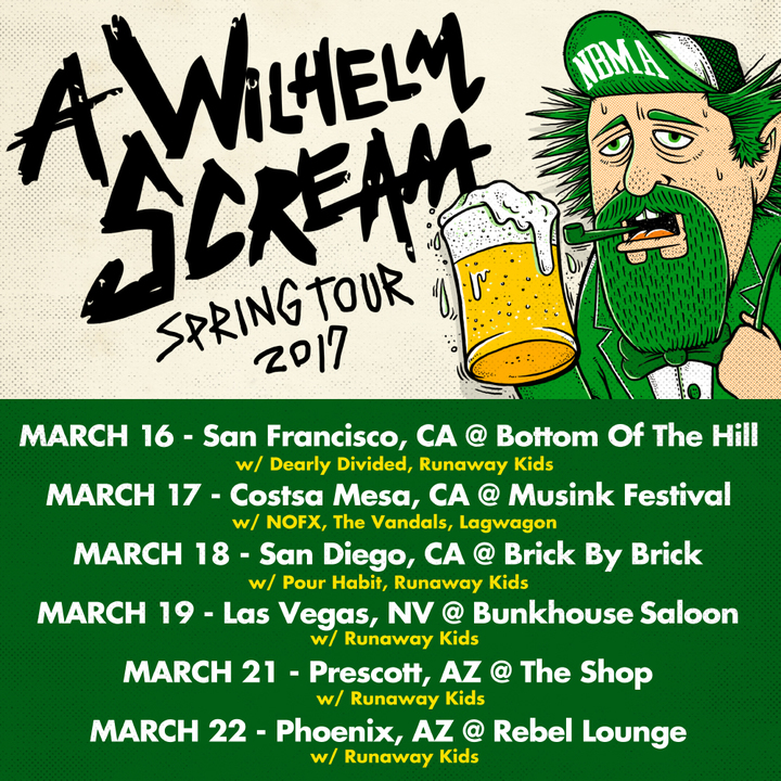 A Wilhelm Scream @ Bunkhouse Saloon - Las Vegas, NV