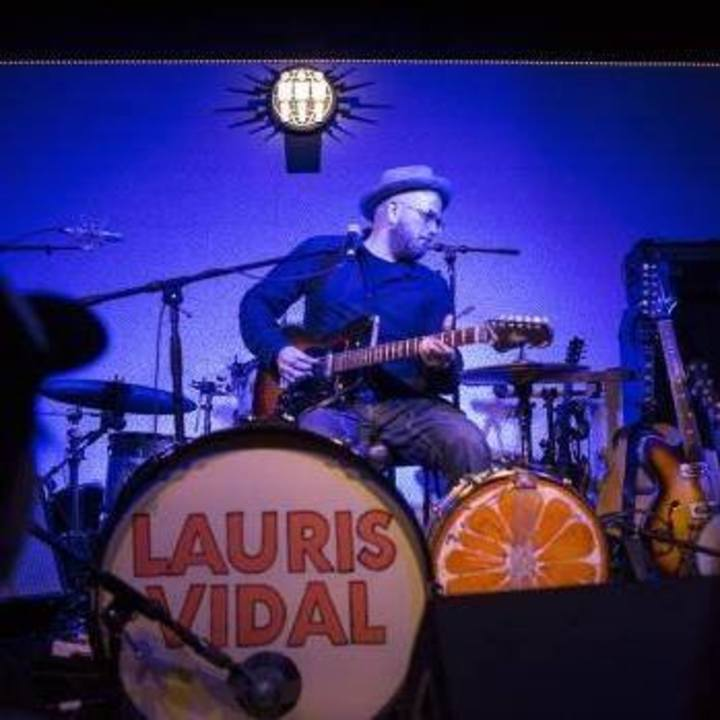 LAURIS VIDAL MUSIC Tour Dates