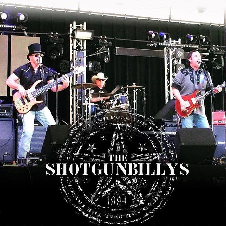 The ShotGunBillys @ The Sound Room - Fort Smith, AR