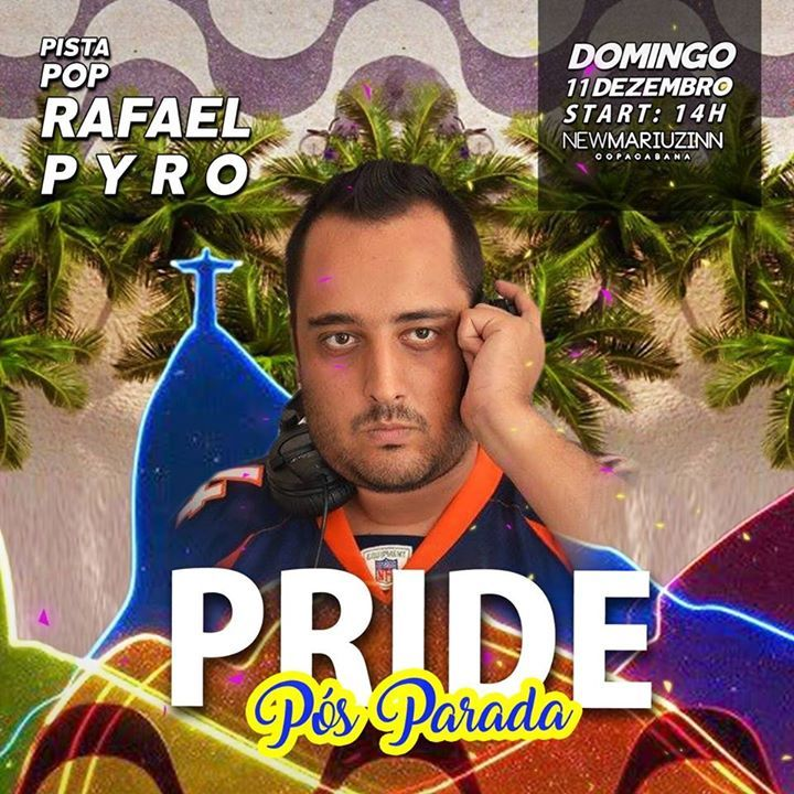 DJ RAFAEL PYRO Tour Dates