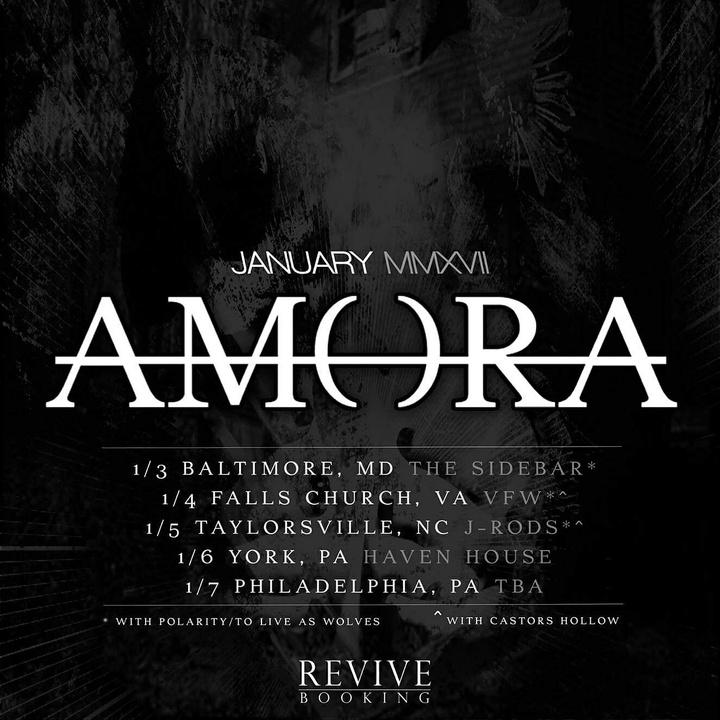 Amora Tour Dates