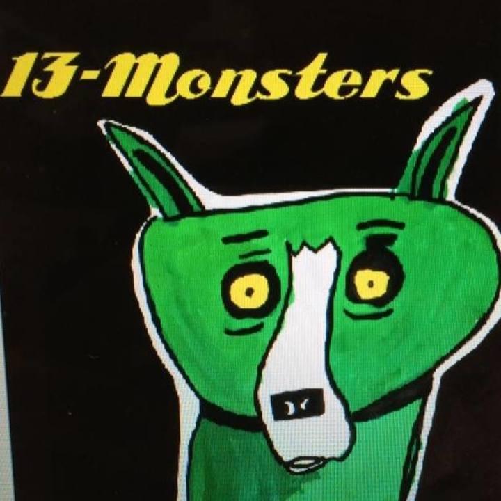 13-Monsters Tour Dates