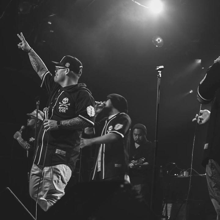 Rebel Souljahz Tour Dates
