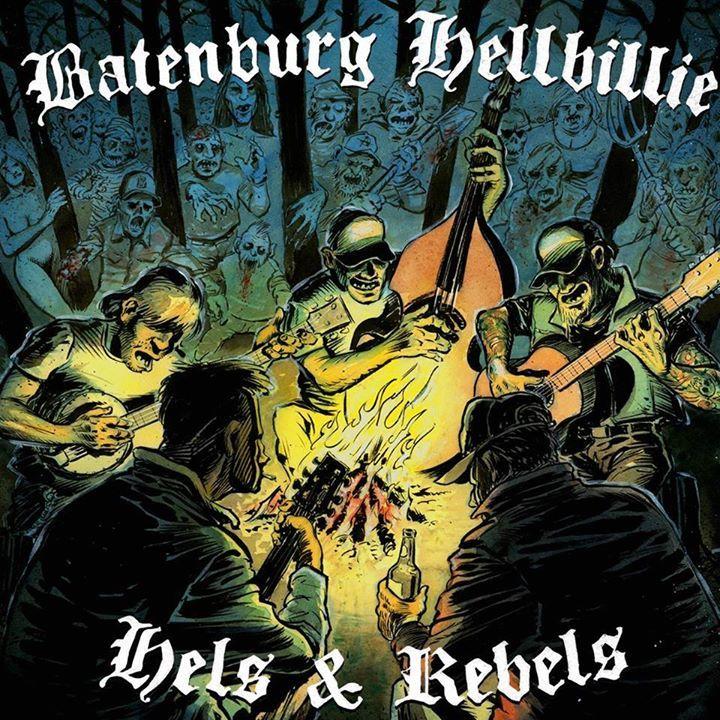 Batenburg Hellbillie Tour Dates