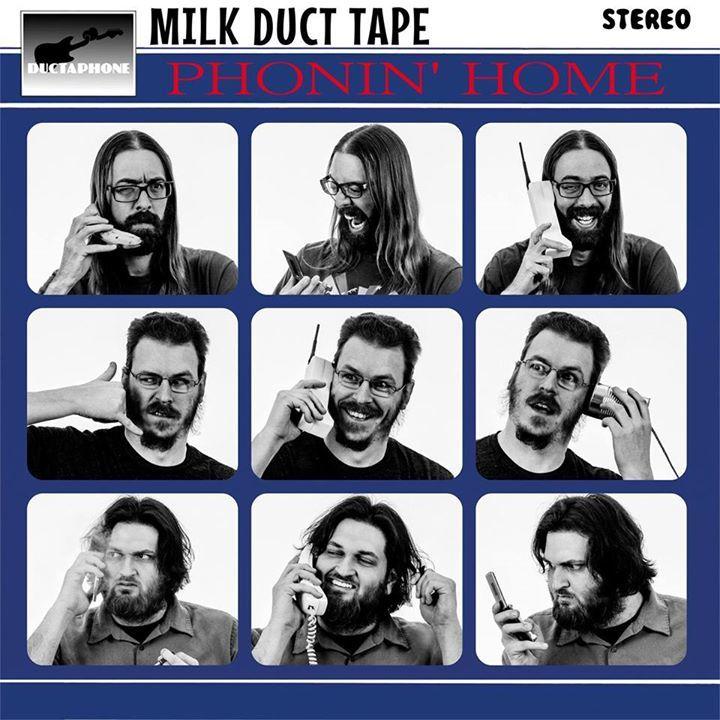 Milk Duct Tape Tour Dates