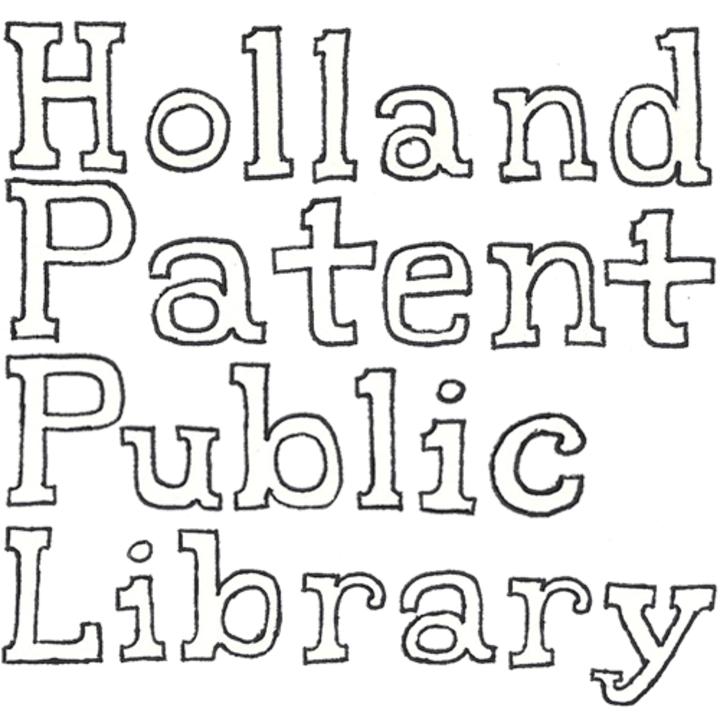 Holland Patent Public Library Tour Dates