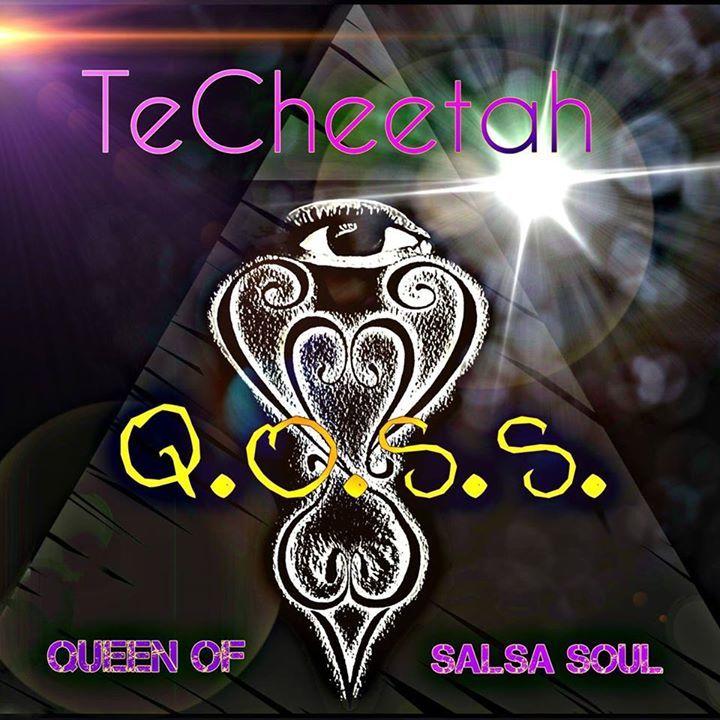 TeCheetah Queen Of Salsa Soul Tour Dates
